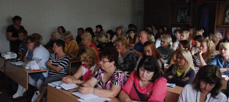 Педагогічна рада окреслила основні завдання на 2015-2016 навчальний рік