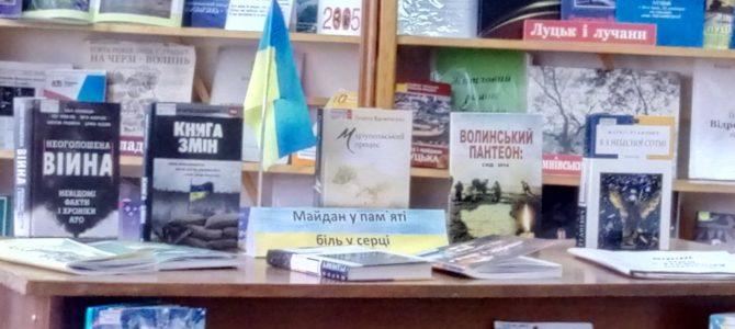 Майдан у пам'яті – біль у серці
