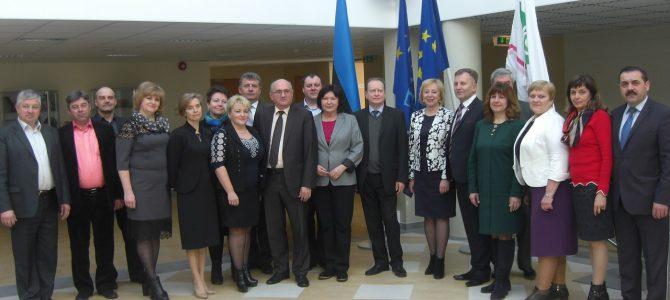 Візит до Естонії