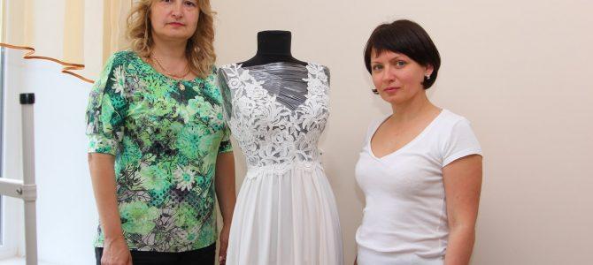 Обмін досвідом з декорування ліфа вечірньої сукні