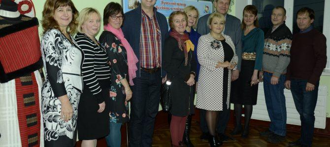 Дружня зустріч з Естонськими колегами