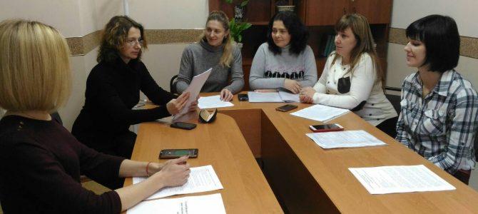 Засідання методичної комісії педагогічних працівників перукарського профілю
