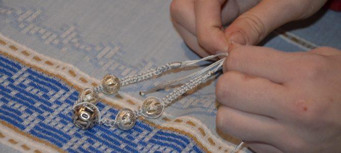 Проведений семінар-навчання:   «Виготовлення браслетів зі шнурків та стрічок»