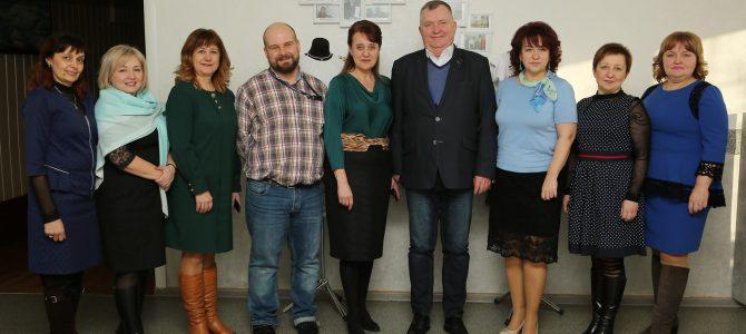 Співпраця закладів професійної освіти Волині, Естонії та роботодавців – в дії