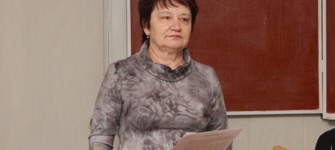 Звітував Волинський обласний благодійний фонд підтримки Луцького центру ПТО