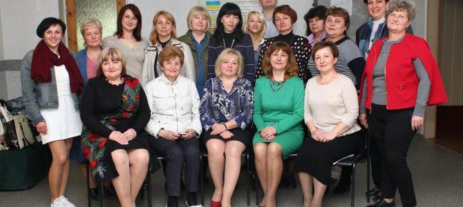 Обмін досвідом з колегами Дніпропетровщини