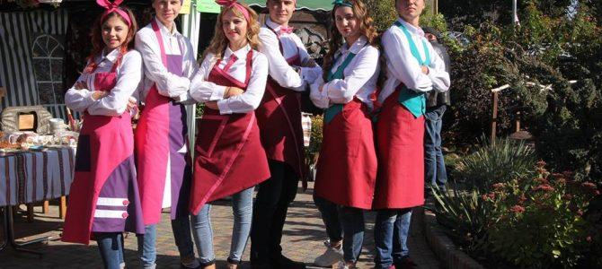IX обласний фестиваль «Заяви про себе та свою професію»  в рамках свята «Бурштинова осінь»
