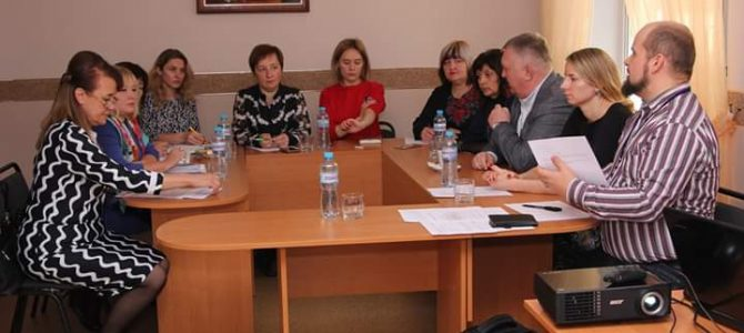 Співпраця з  Іда-Вірумааським центром  професійної освіти (Естонія)