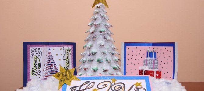 Відбувся конкурс новорічних ялинок з еко-матеріалів «Новорічна красуня»