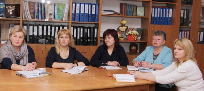 Тиждень методичної комісії викладачів спецдисциплін швейного профілю