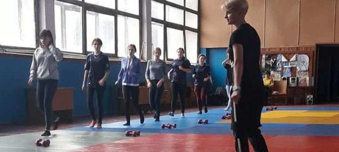 Використання системи кросфіту на уроках фізичної культури
