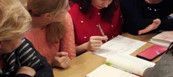 Обговорення проекту критеріїв оцінювання освітніх і управлінських процесів та внутрішньої системи забезпечення якості освіти